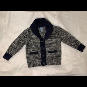Baby Gap Cardigan Toddlers Boys Size 18-24 mos US